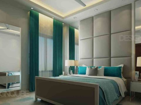 BEDROOM  Design Qube