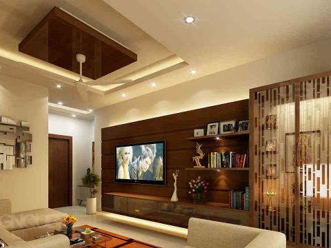 LIVING ROOM  Design Qube