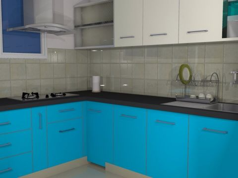 KITCHEN  Designspark Interiors