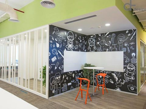 COMMERCIAL SPACES  Designtude