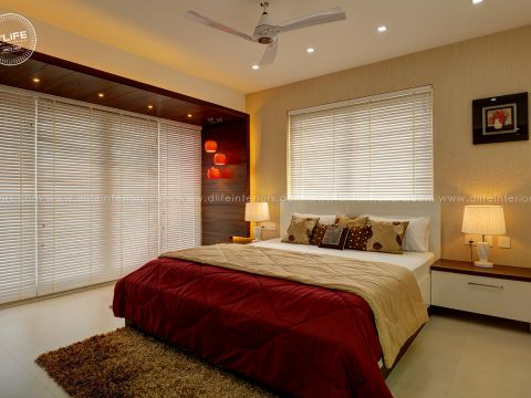 BEDROOM  DLife Home Interiors