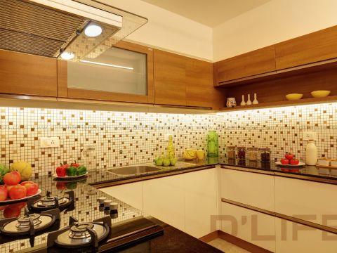 KITCHEN  DLife Home Interiors