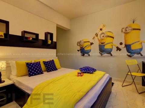 NURSERY/KID'S ROOM  DLife Home Interiors