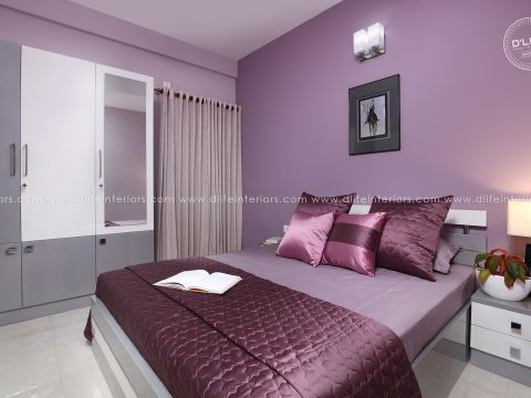 BEDROOM  DLIFE Home Interiors