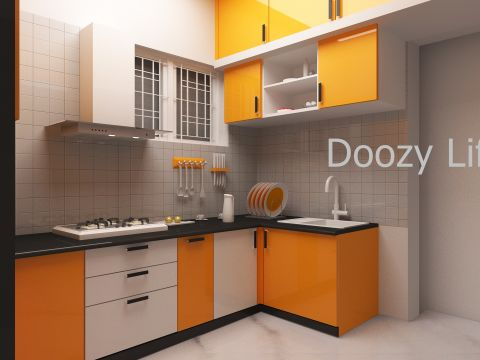 KITCHEN  Doozy life Interiors