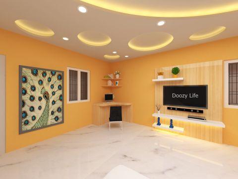 LIVING ROOM  Doozy life Interiors