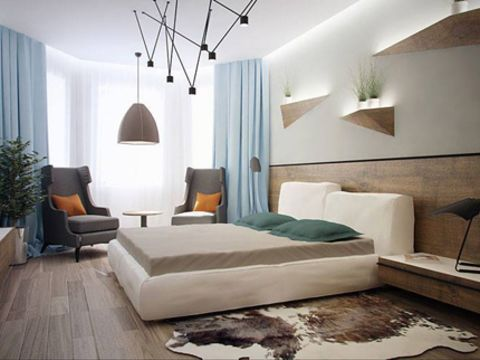BEDROOM  Dream Craft Interiors