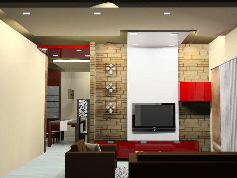 LIVING ROOM  DSign K Studio