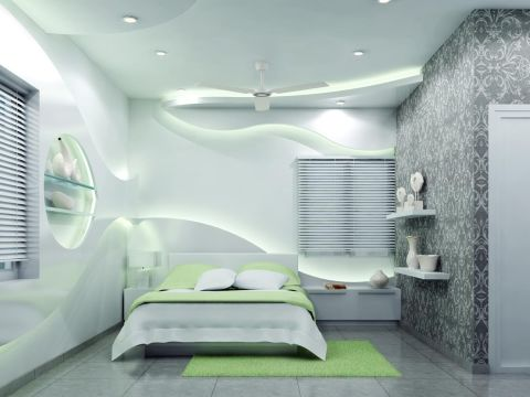 BEDROOM  Dwellion Architects