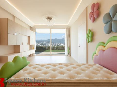NURSERY/KID'S ROOM  EightSquare Interiors