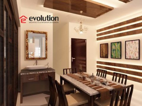 DINING ROOM  Evolution Interiors