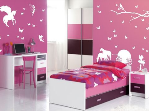 NURSERY/KID'S ROOM  Exricon Interiors