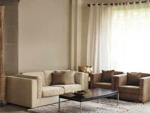 LIVING ROOM  Exricon Interiors