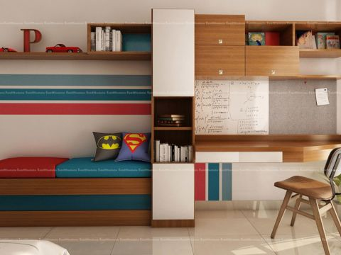 NURSERY/KID'S ROOM  FabModula
