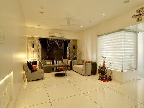 LIVING ROOM  Finesse Interiors
