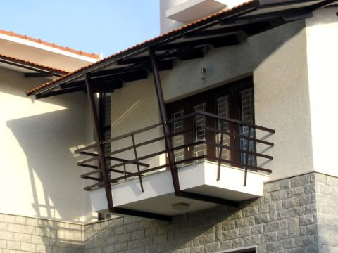 BALCONY  Firm Terra Architects