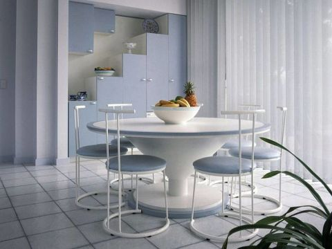 DINING ROOM  Free Space Interiors