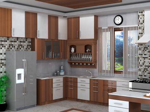 KITCHEN  FurnDecor Interior Designers
