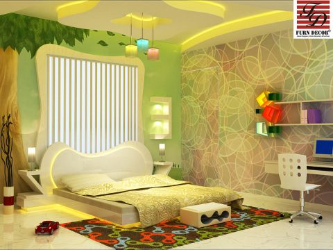 BEDROOM  FurnDecor Interior Designers