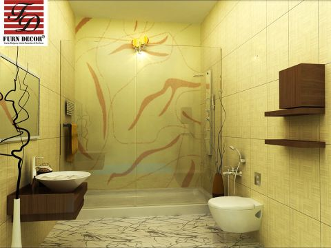 BATHROOM  FurnDecor Interior Designers