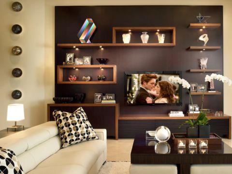 LIVING ROOM  Glad Interiors