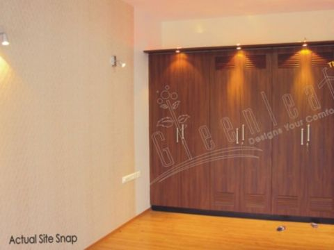 DRESSING ROOM  Greenleaf Interiors Pvt Ltd