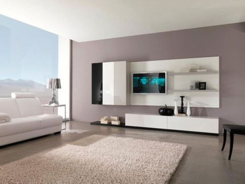 LIVING ROOM  Gvs Designs