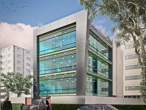 OFFICE BUILDINGS  Haris Group