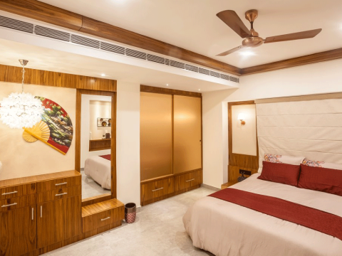 BEDROOM  Home and Kitchen Interiors