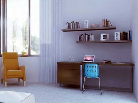 STUDY/OFFICE ROOM  Home Decor