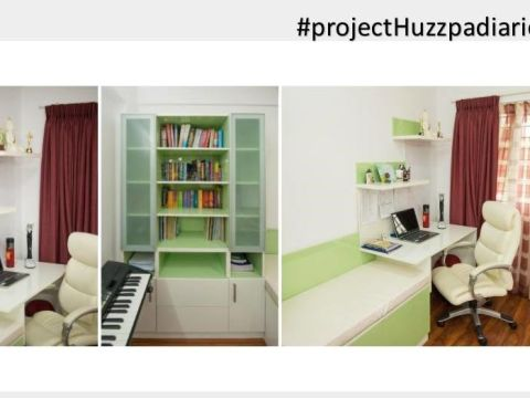 STUDY/OFFICE ROOM  Huzzpa