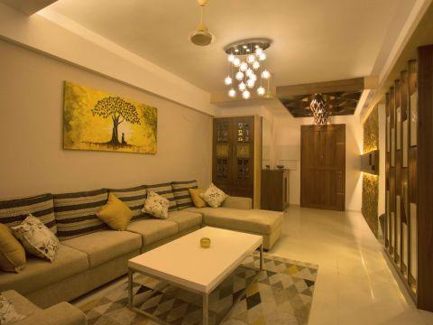 LIVING ROOM  Idee Studio