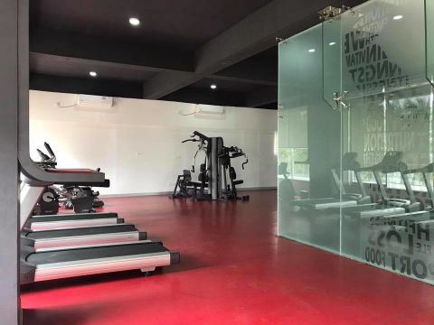 GYM  In Form Architects