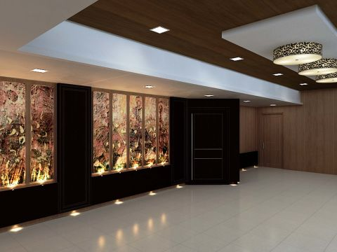 COMMERCIAL SPACES  INCI Interiors