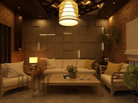 LIVING ROOM  Desigan & Associates