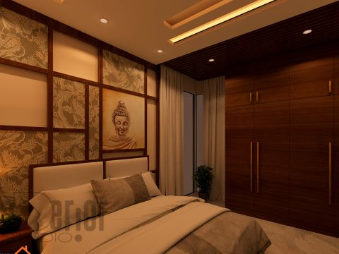 BEDROOM  Desigan & Associates