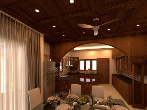 DINING ROOM  Desigan & Associates