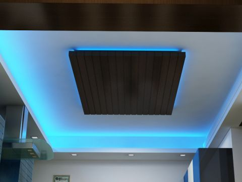 FALSE CEILING  Indigo Interiors