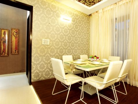 DINING ROOM  Interior Design Bangalore