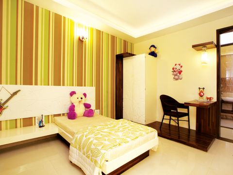 NURSERY/KID'S ROOM  Interior Design Bangalore