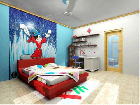 NURSERY/KID'S ROOM  Interior Home Solutions