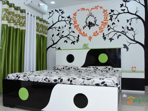 BEDROOM  Jaycee Interiors