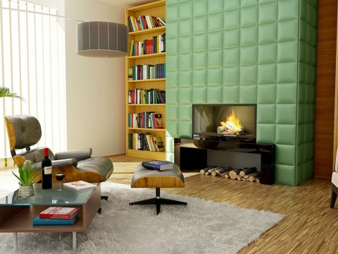 LIVING ROOM  Jaycee Interiors