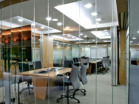 OFFICE BUILDINGS  JMR Infrastructure