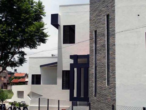 OFFICE BUILDINGS  Jyaamiti architectural studio