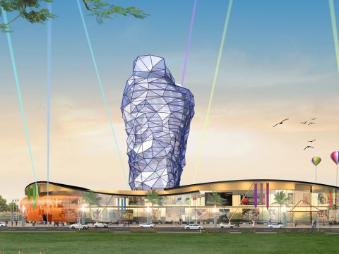 SHOPPING CENTRES  K and A Architects
