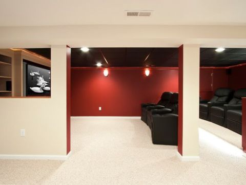 HOME THEATER  Key Concepts Interiors