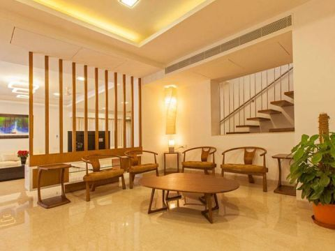 LIVING ROOM  Keystone Architects