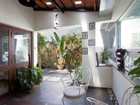 CONSERVATORY / GREENHOUSE  Keystone Architects