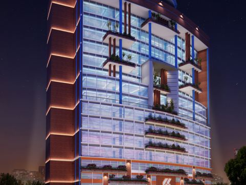OFFICE BUILDINGS  KGS Associates